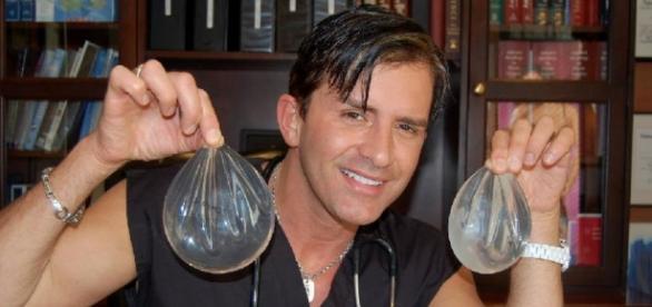 Fotos íntimas de Dr. Rey vazam na net