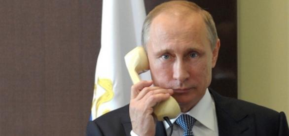 Presedintele Rusiei Vladimir Putin