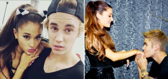 Ariana Grande e Justin Bieber são grandes amigos