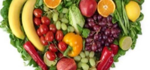 comida sana para mantener la dieta