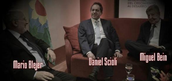 Equipo económico de Daniel Scioli (FPV)