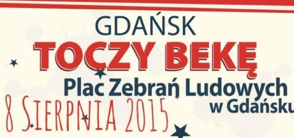 Gdańsk Toczy Bekę już trzeci raz!