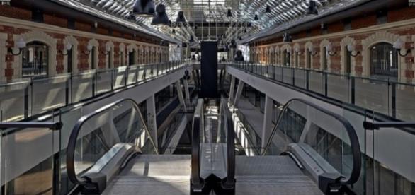 Escaleras mecánicas: tecnología que causa pánico