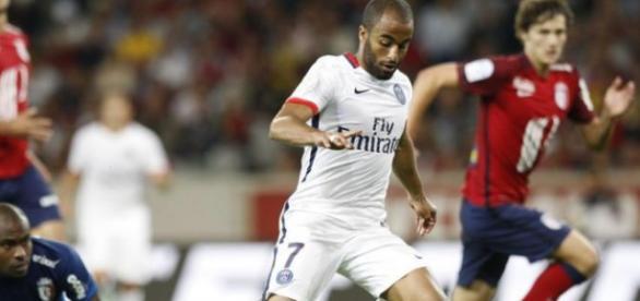 Lucas permet au PSG d'empocher les 3 points