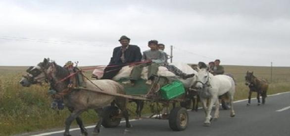 Os ciganos estão em Portugal desde o século XV