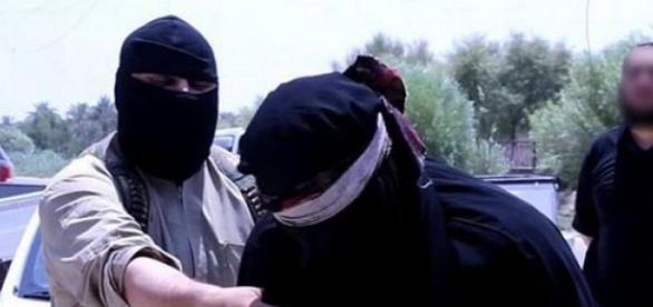 Teroriștii l-au ucis pe irakian prin decapitare