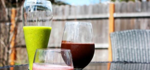 Zielony koktajl - szklanka zdrowia na co dzień.