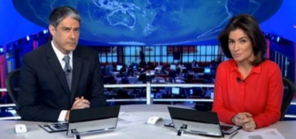 Globo surpreende com editorial