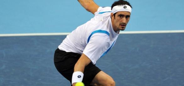Potito Starace, fost în top 50 ATP