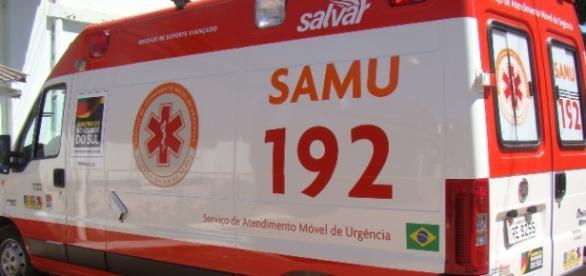 Processo seletivo com vagas para o SAMU