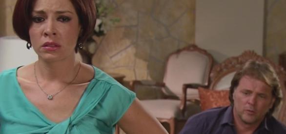 Simone e Miguel planejam sequestrar Lupita