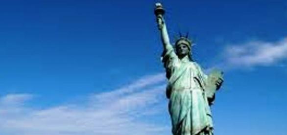 Statua Wolnosci - najbardziej znany symbol USA