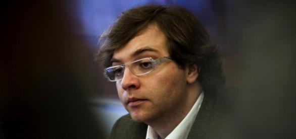Carlos Oliveira, ex-Secretário de Estado.