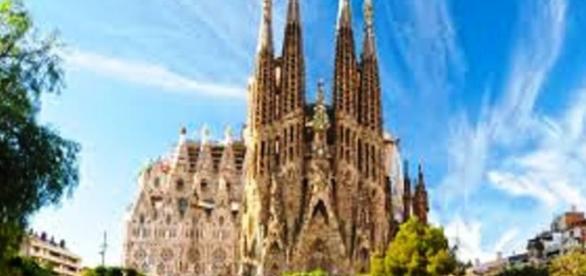symbol miasta Barcelona - Sagrada Familia