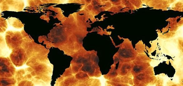 Aumento da temperatura do planeta ameaça o futuro
