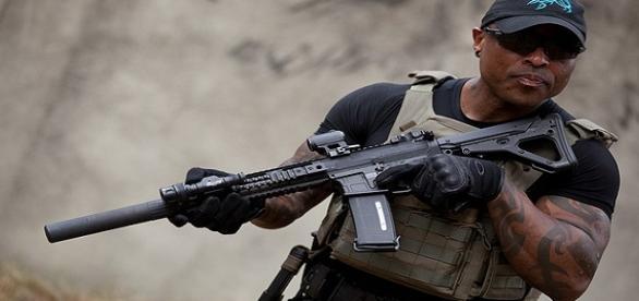 cambiar la ley de las armas en EEUU