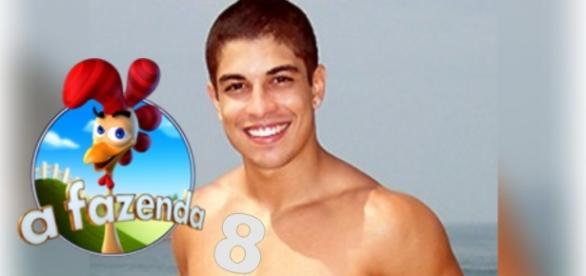 Douglas já trabalhou em Malhação, na Globo