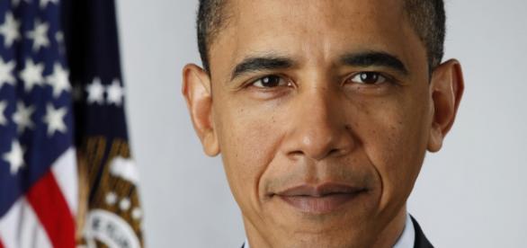Foto de Barack Obama. Imagem Wikipedia