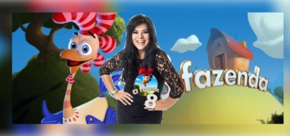 Mara Maravilha fala sobre convite para A Fazenda