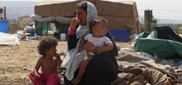 Alemanha é principal destino de refugiados sírios