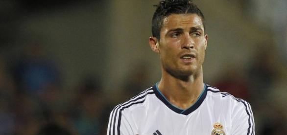 Cristiano Ronaldo não se sente apoiado.