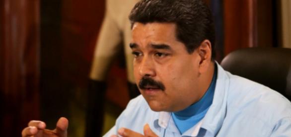 Maduro condenó declaraciones de Santos