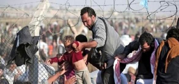 refugiati, sirieni, Romania, copiii, oameni