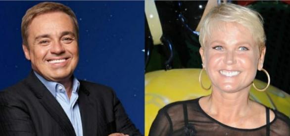 Xuxa pode ser obrigada a fazer as pazes com Gugu