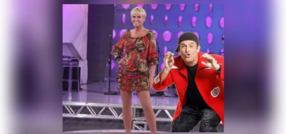 Xuxa vai receber Mallandro em seu próximo programa