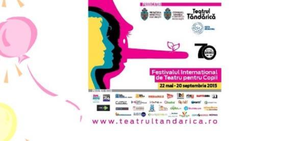 Afis Fest. Teatru, Strada si Copil;Sursa:Google