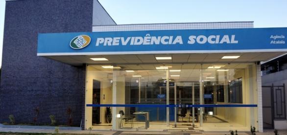 Agência da Previdência Social.