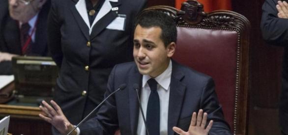 Luigi Di Maio, vicepresidente della Camera.