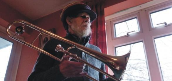 Rico Rodríguez, el trombolista jamaicano