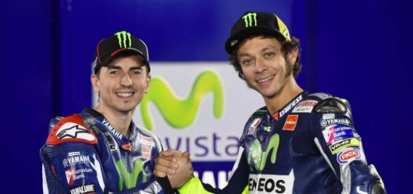 Rossi y Lorenzo lo más vencedores en Misano