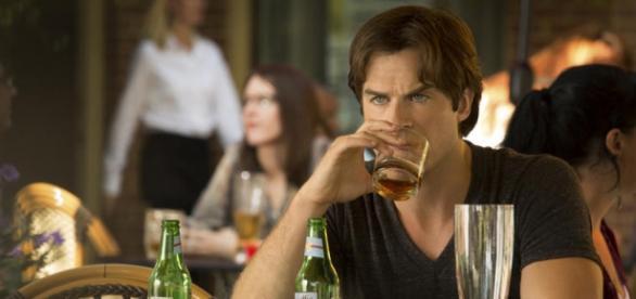 The Vampire Diaries 7ª temporada: Damon Salvatore