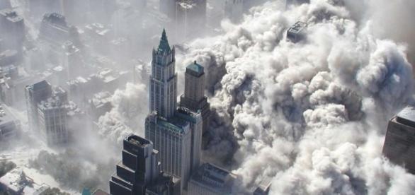 Zawalenie się wież World Trade Center