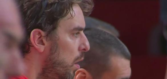 A sus 35 años, Gasol sigue intratable