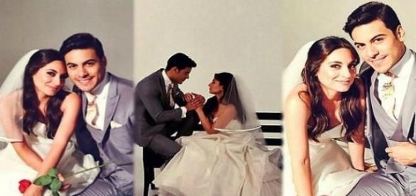Ana participou do clipe de Carlos Rivera