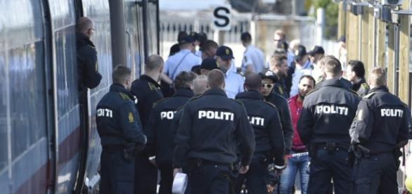 Dania: imigranci nie pojadą do Szwecji (fot. dpa)