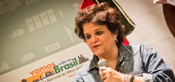 Izabella Teixeira, ministra do Meio Ambiente