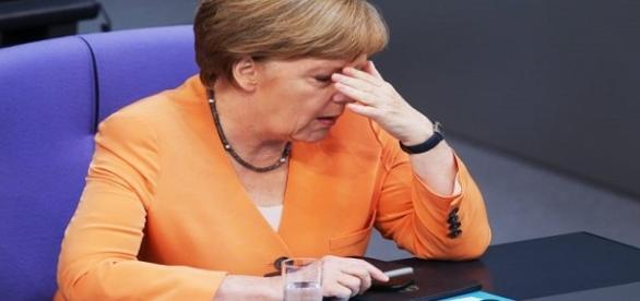 Czy dni Kanclerz Merkel są policzone?