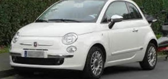 Fiat 500 produkowany w fabryce w Tychach