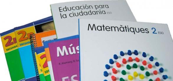 Libros de texto reutilizables, ecolibros