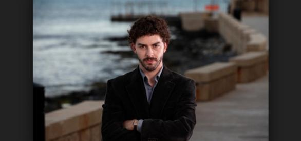 Michele Riondino in Il giovane Montalbano