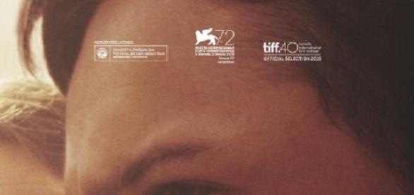 Plakat filmu nagrodzonego Złotym Lwem w Wenecji.