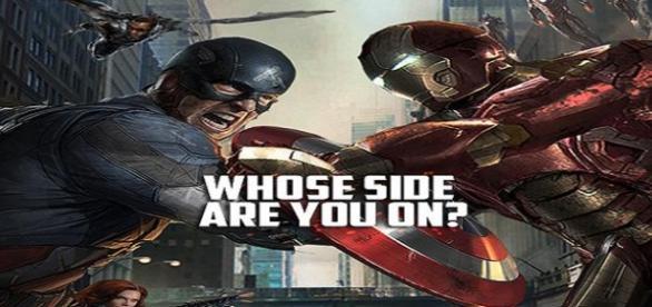 ¿Capitá América o Iron Man? ¿Quién ganará?