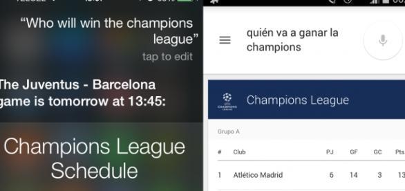 Cortana Deportes y Televisión y cine