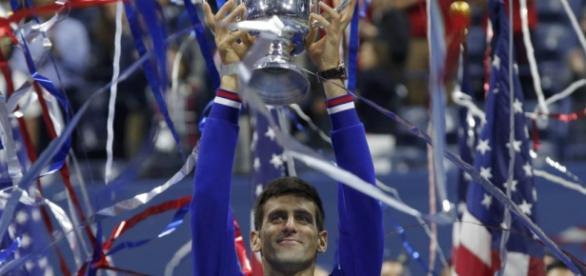 Djokovic consiguió su segunda corona en Nueva York