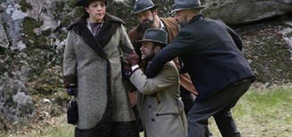 Donna Francisca fa torturare Fernando