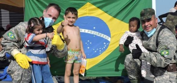 Foto: Reprodução / Facebook Marinha do Brasil
